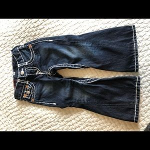 Boys or girls true religion jeans 3T